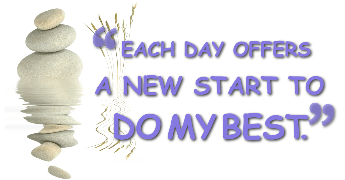 Each-Day-Offers-A-New-Start-To-DO-MY-BEST