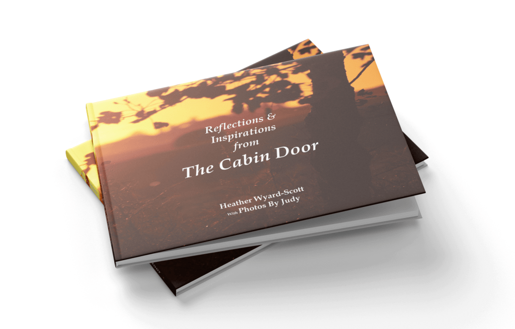 Reflections & Inspirations from The Cabin Door